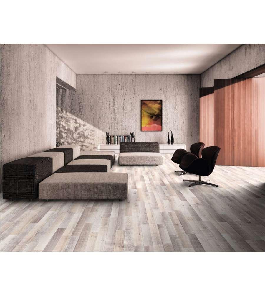Pavimento rovere grigio spazzolato 8222 confezione da 2 221 mq pircher - Pavimenti in laminato ikea ...