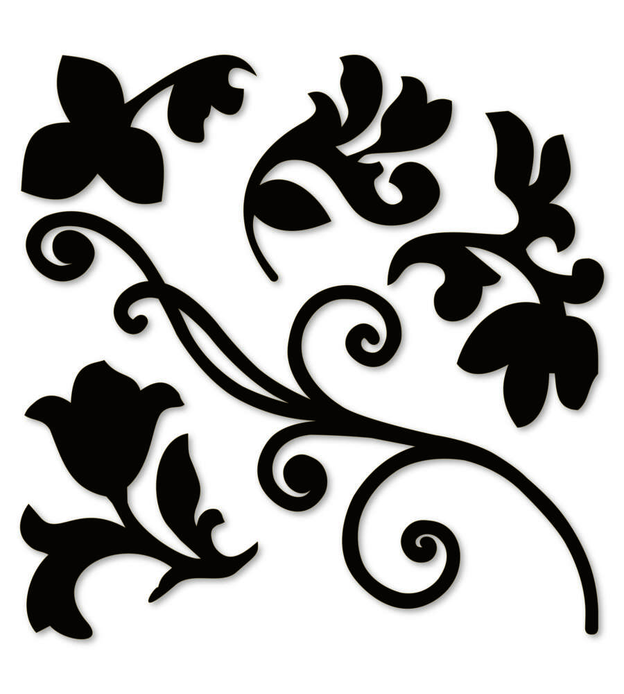 STICKERS FOAM M 3D ALL ARABESQUE - DECORO CREARREDA.