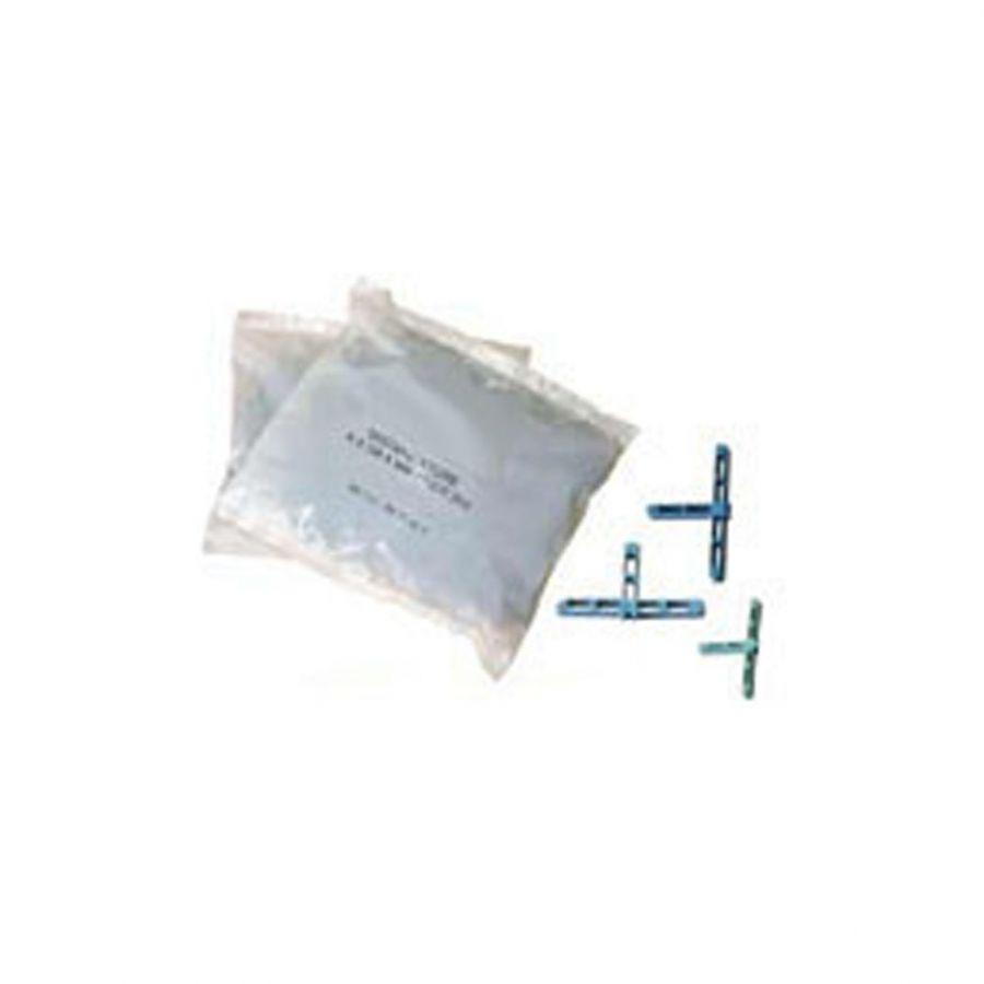 Distanziatore per piastrelle a t 3 mm 250 pezzi for Piastrelle 3 mm