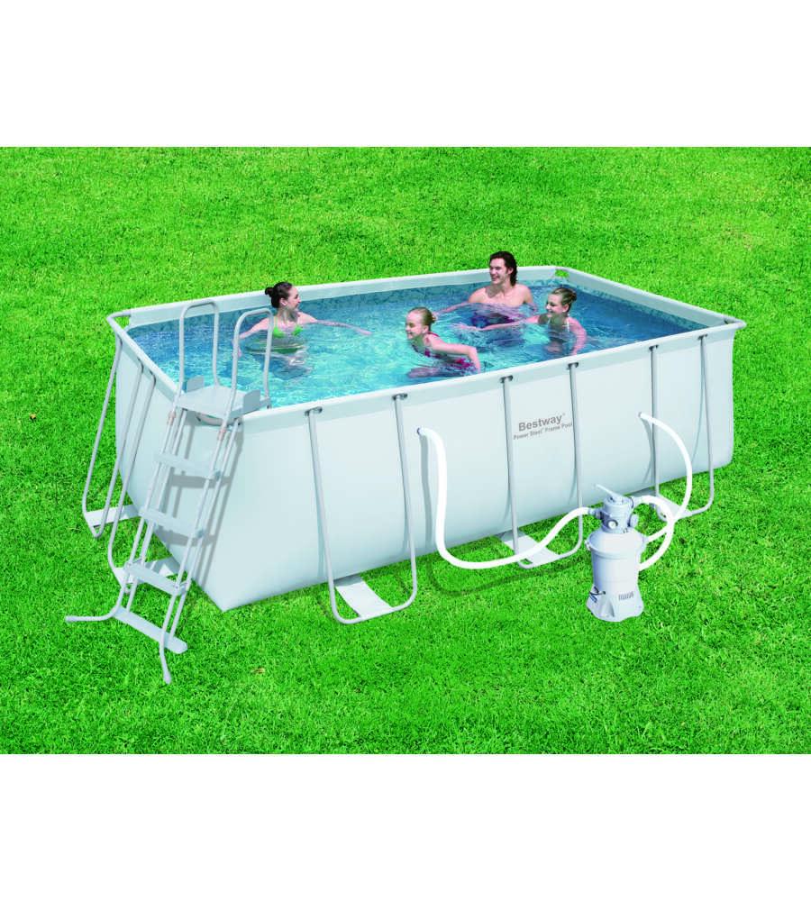 Offerta filtro a sabbia flowclear filtraggio da - Filtro sabbia piscina bestway ...