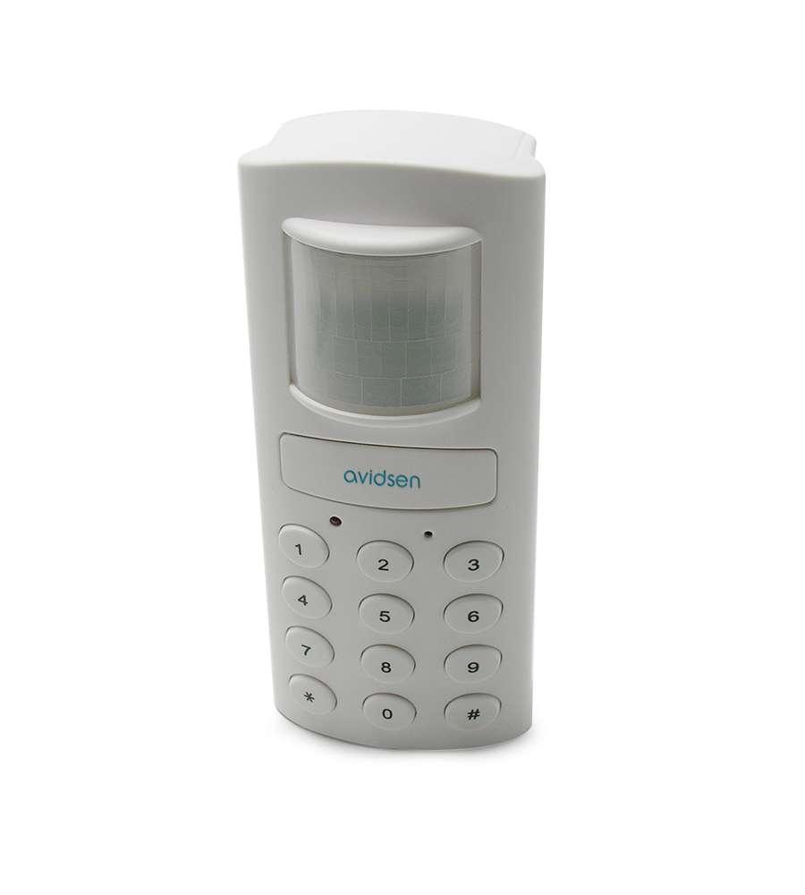 Mini allarme rilevatore con tastiera e combinatore telefonico for Combinatore telefonico auto