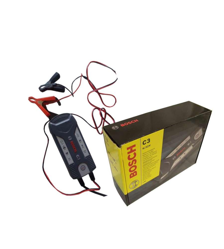 Offerta caricabatterie auto modello c3 bosch for Caricabatterie auto moto lidl