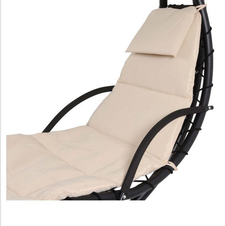 Struttura Per Amaca Acciaio.Telo Seduta Per Amaca Con Struttura In Acciaio Cod 000254900