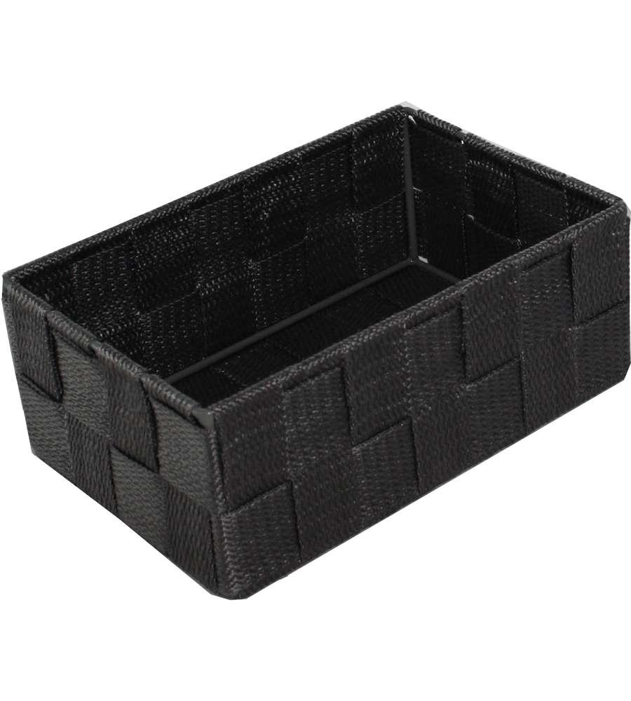 Tex organizer 18x12x7 grigio - Organizer bagno ...