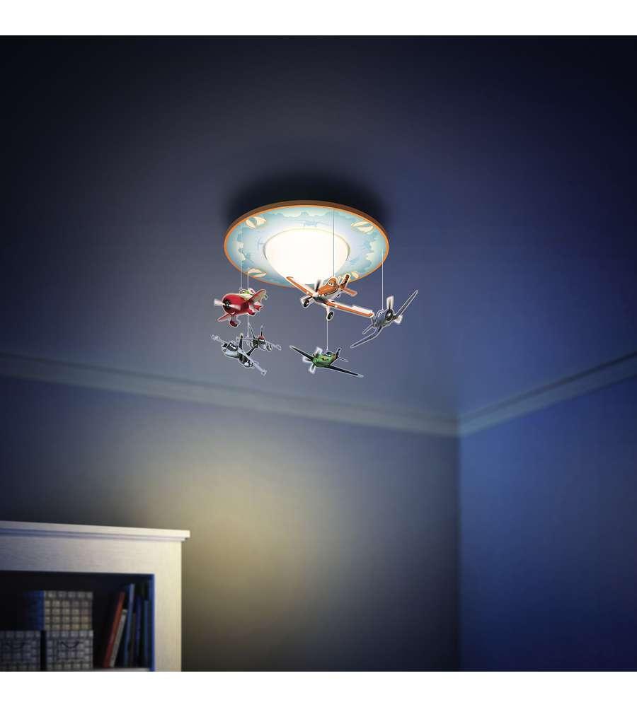 Philips lampada da soffitto a led planes 4 5w - Philips illuminazione casa ...