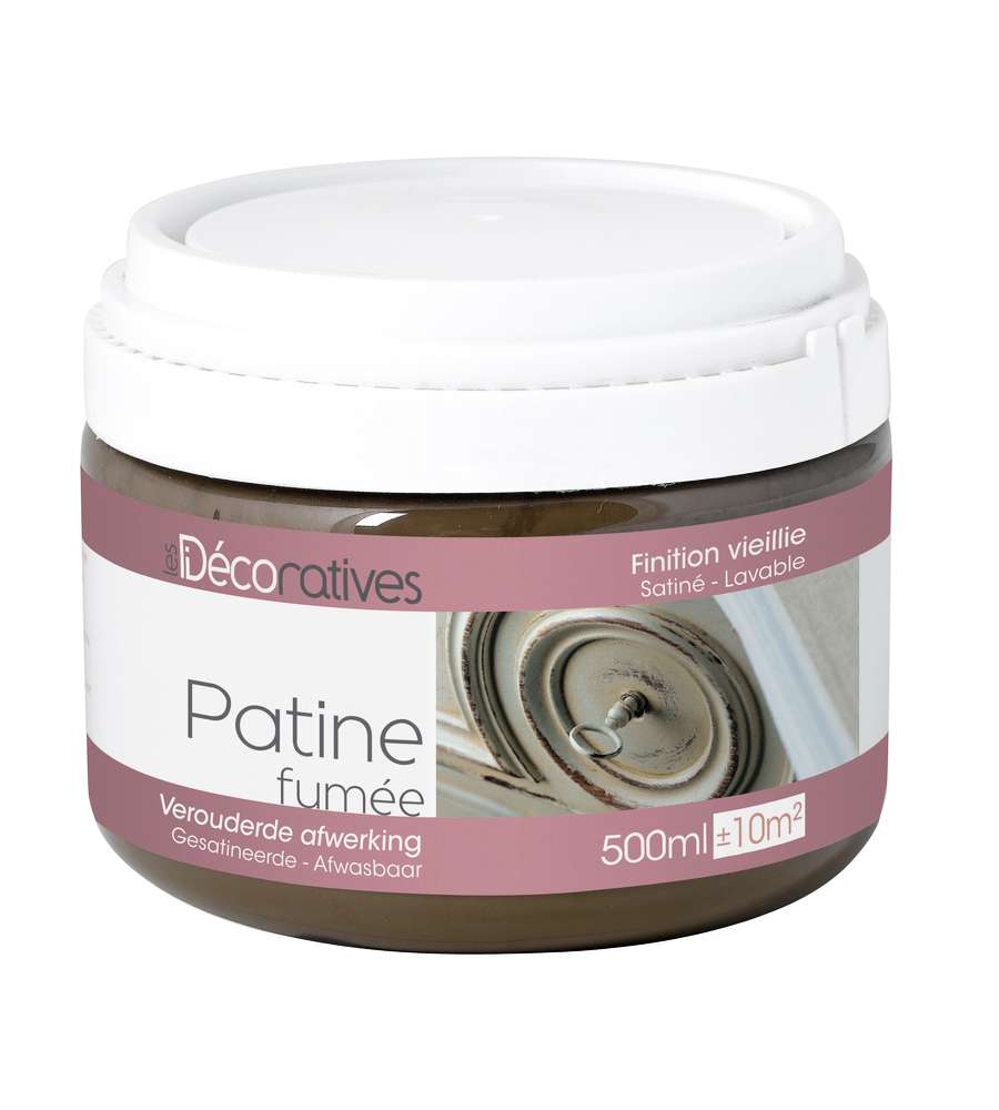 PATINA FUME'  PER PITTURA 'CHARME' - 500 ML.
