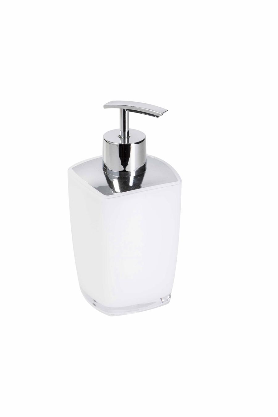 Leila dispenser bianco - Oggettistica bagno ...