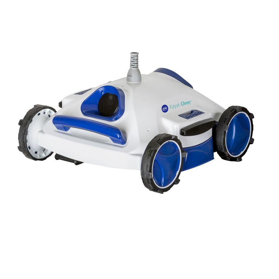 Robot per pulizia piscine kayak clever rkc100j for Robot piscina