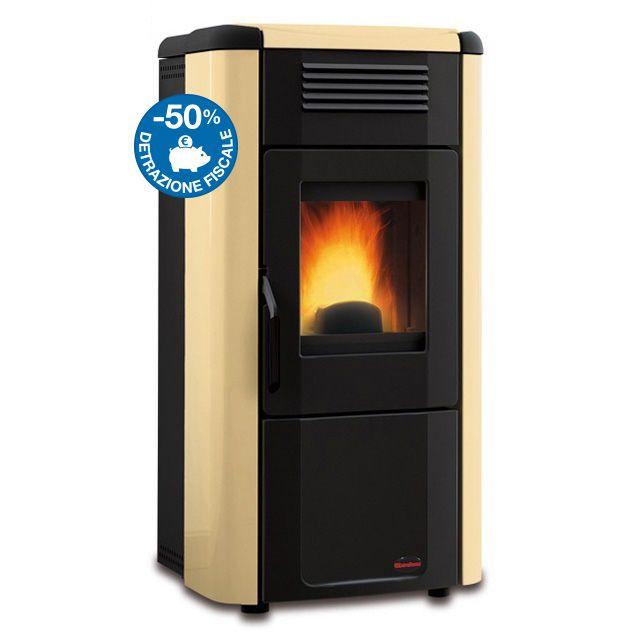 Stufa a pellet senza canna fumaria nordica termostufa a - Stufe a pellet senza canna fumaria nordica ...