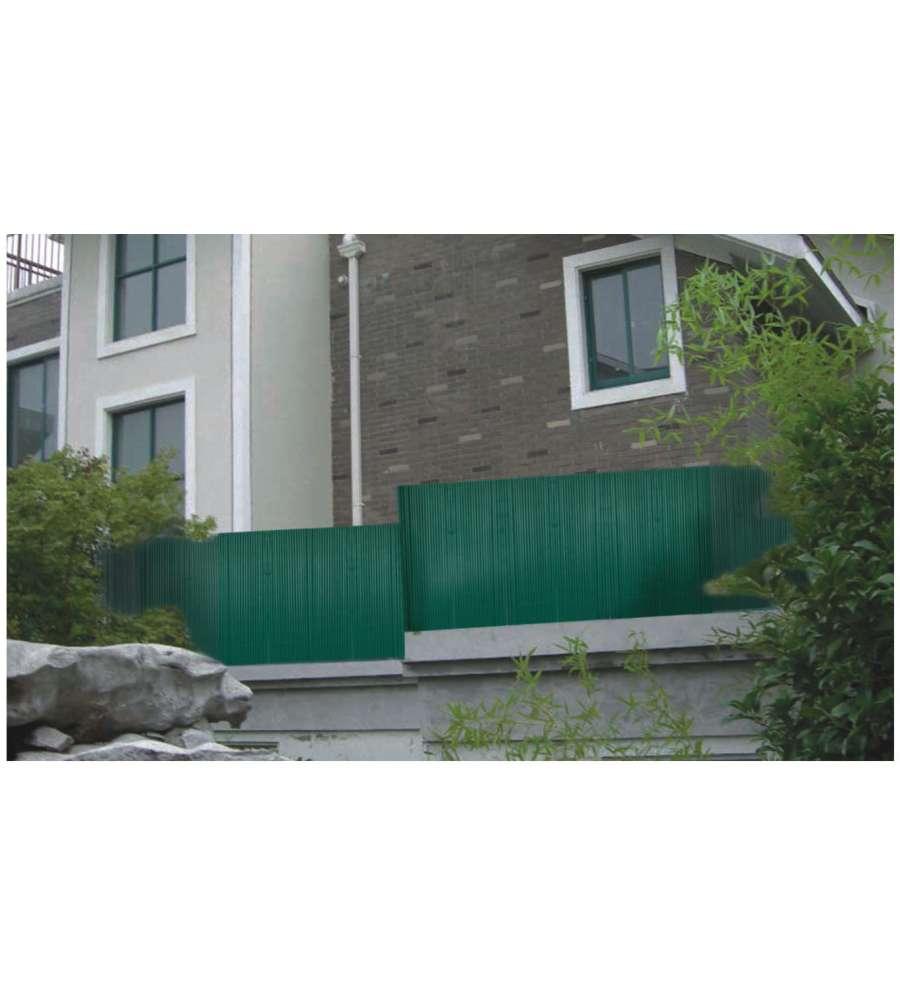 Offerta recinzione art verde 1x3m - Recinzioni da giardino in pvc ...