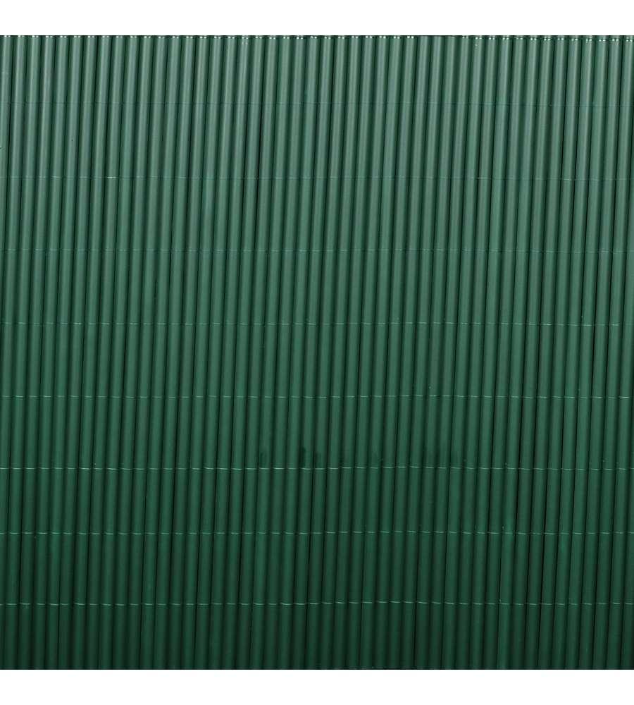 Recinzioni Per Giardino In Pvc.Recinzione In Pvc Monofacciale Da 1 5 X 3 Metri Verde