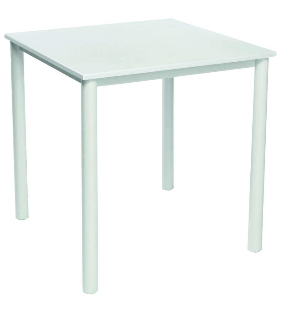 Offerta tavolo pranzo 71x71 kilim bianco - Tavolo da pranzo bianco ...