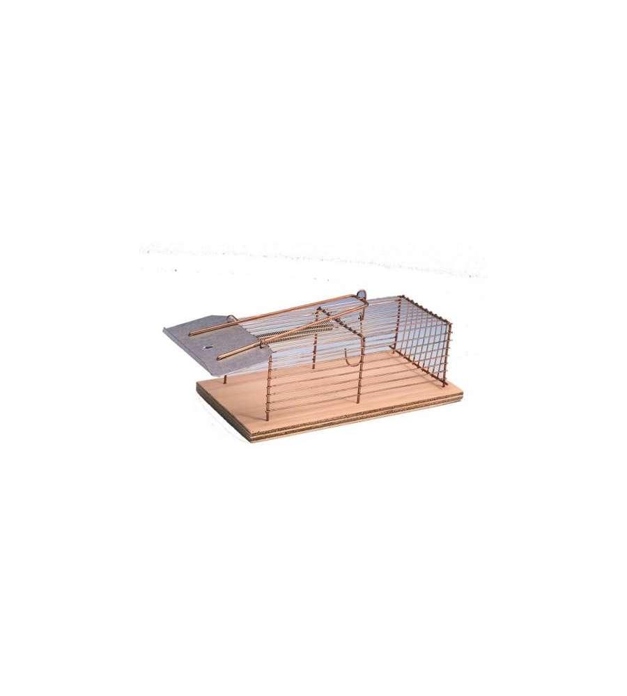 Trappole per topi a galleria 30 cm for Trappola piccioni