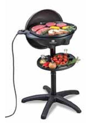 barbecue elettrico kemper 1600 watt. Black Bedroom Furniture Sets. Home Design Ideas
