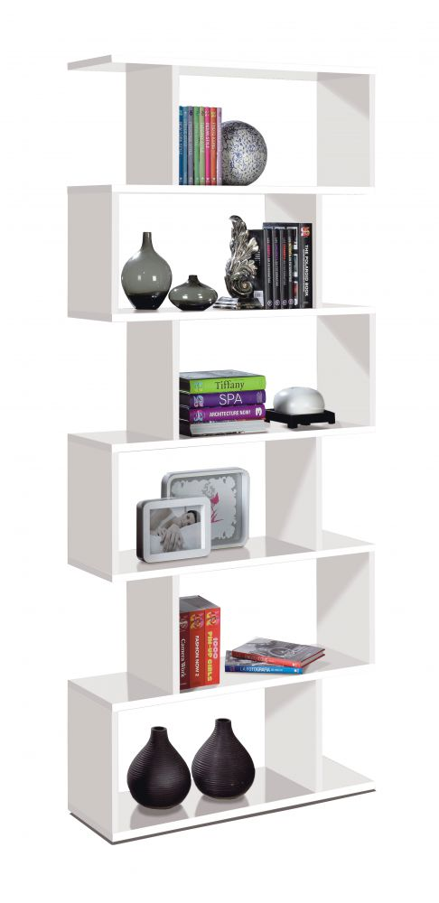 Offerta libreria alta modello athena lucido for Librerie mobili offerte