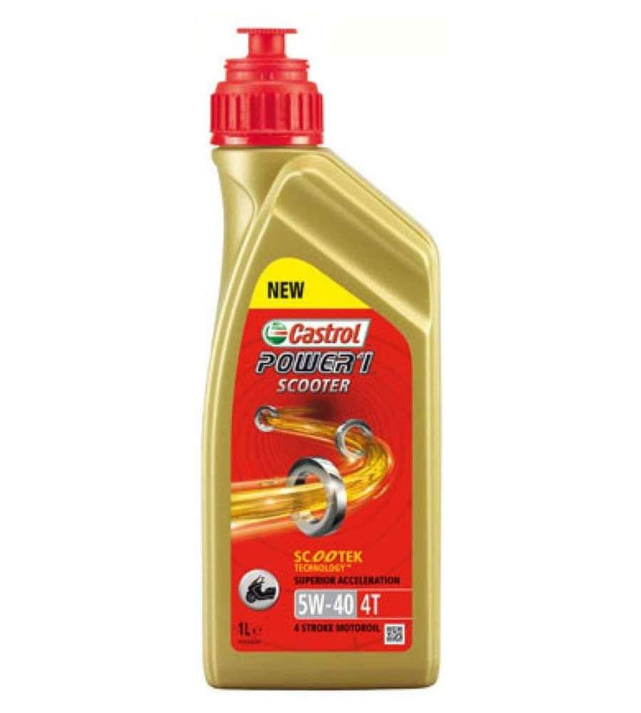 CASTROL POWER 1 SCOOTER 4T - 1 LITRO