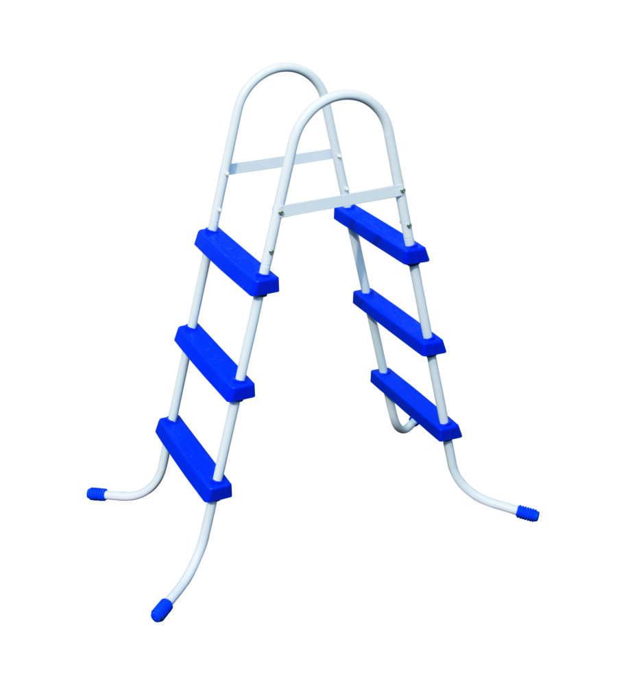 Scaletta per piscina da 91 cm per piscine alte 84 cm for Piscine 91