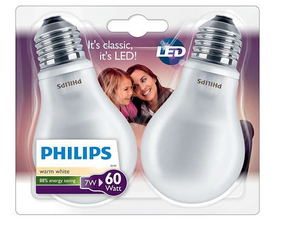 Offerta led inca 60w e27 for Lampadine led 60 watt