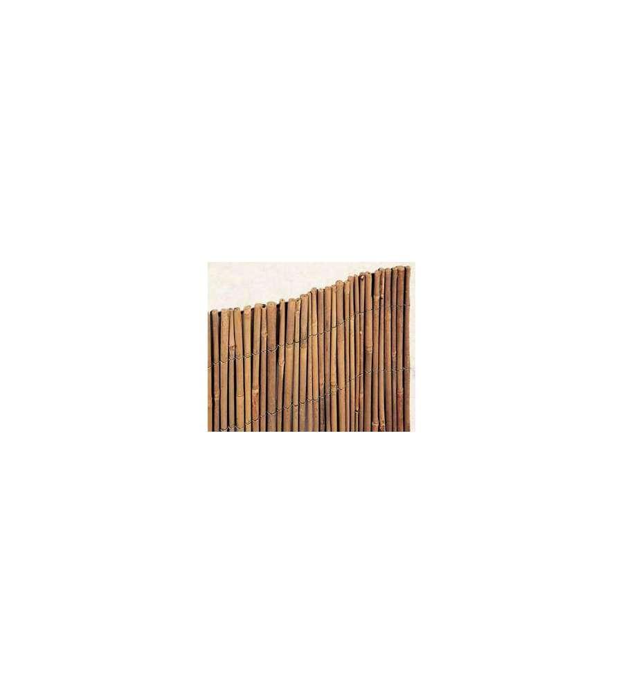 Frangivento in cannette bambu da 1 5 x 3 metri diametro for Bambu giardino