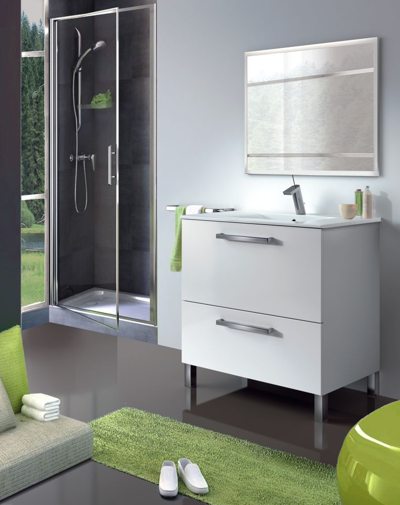 Offerta comp bagno urban bianco for Prodotti bagno