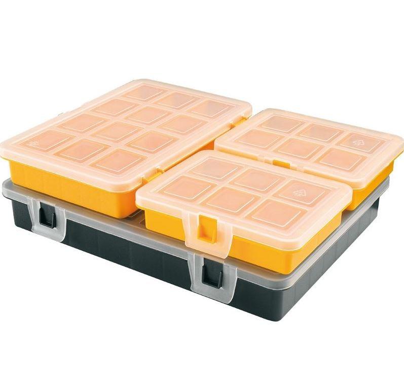 Offerta set portaminuteria 4 pezzi for Arredo plast spa