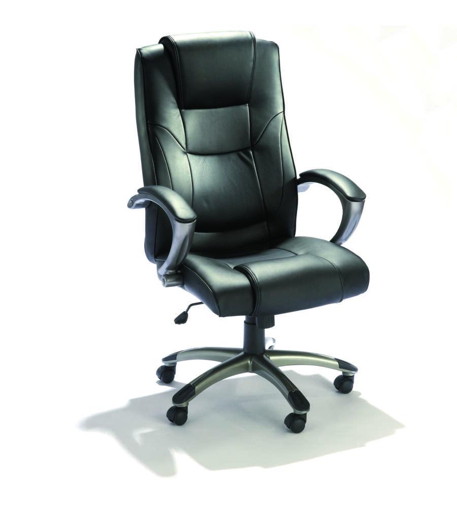 Sedia Da Ufficio Direzionale Modello Ceto Colore Nero