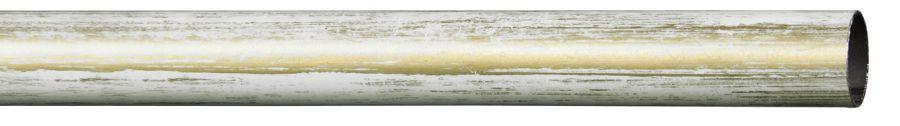 Bastone per tenda 71-122 cm Maison Desyne Fran/çois colore: Argento 20 mm