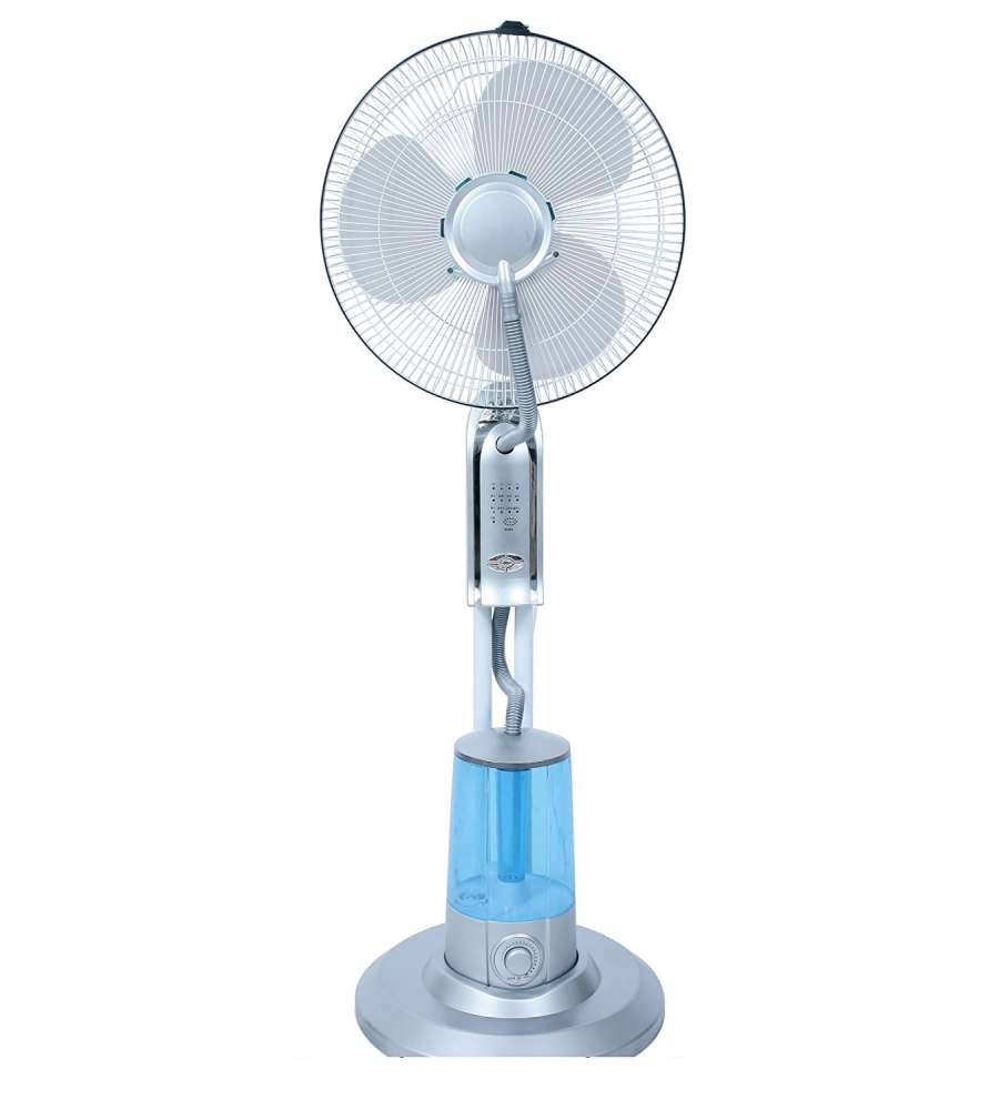 Offerta ventilatore a piantana c nebul e telec for Ventilatore refrigerante