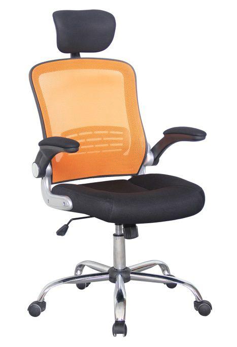 Offerta npo sedia ufficio orange for Sedute da ufficio