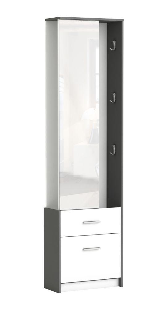 Mobile Da Ingresso Colore Bianco/grigio.