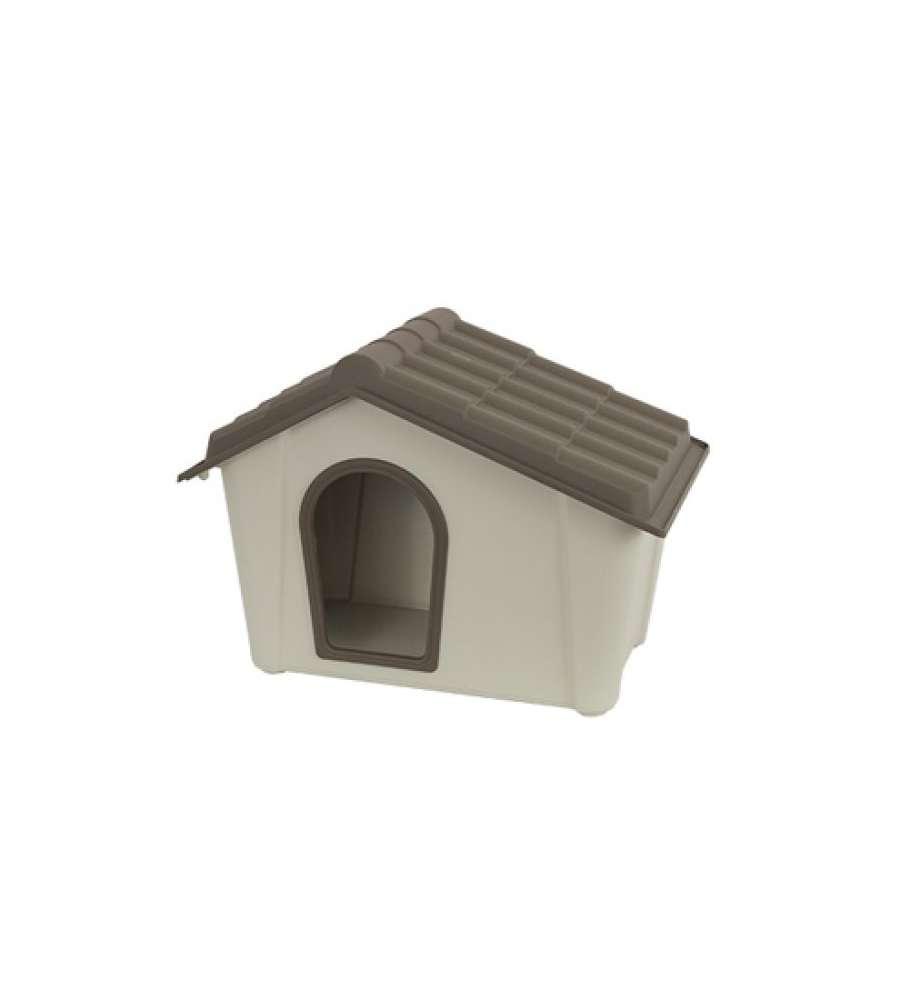 Cuccia mini per cani e gatti in resina color tortora for Cuccia per cani eurobrico