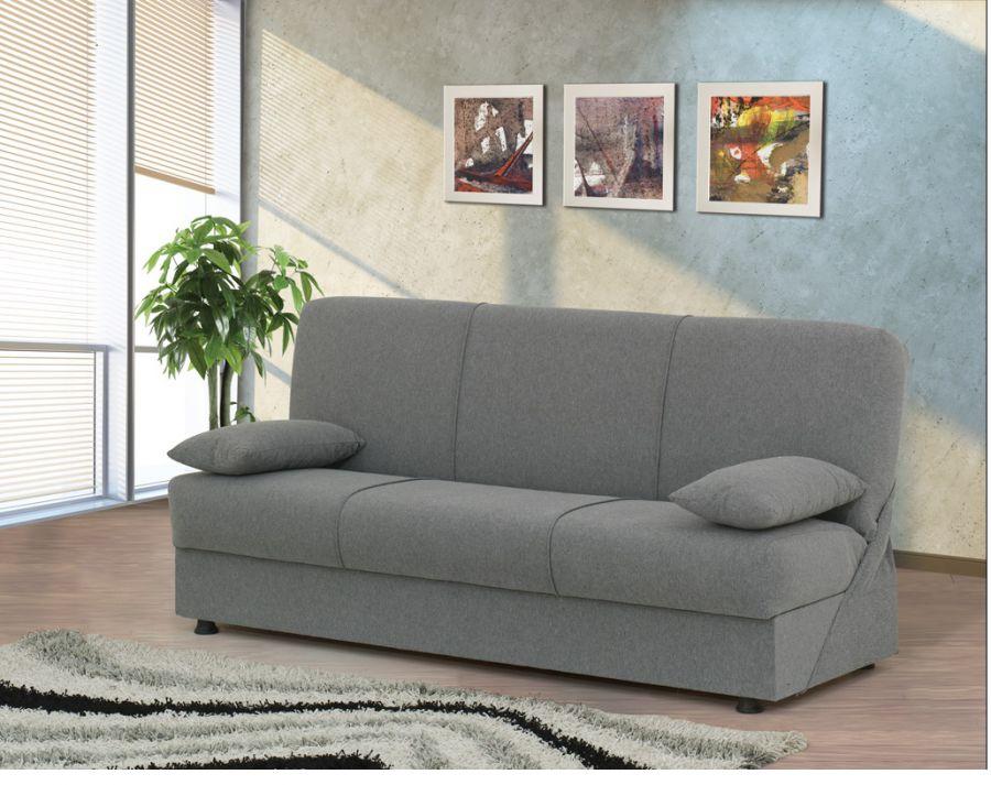 Offerta divano letto easy con cassettone 3 posti - Letto a cassettone ...