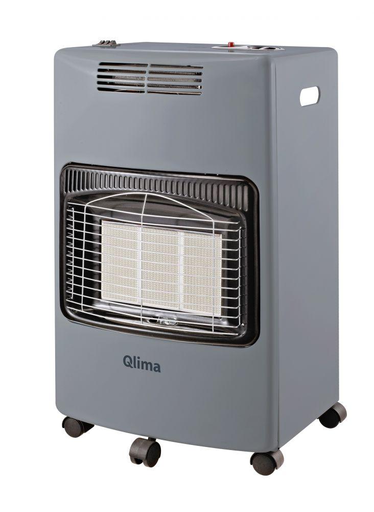 """Stufa A Gas Infrarossi Con Resistenza Elettrica """"gh 959 Rf""""."""