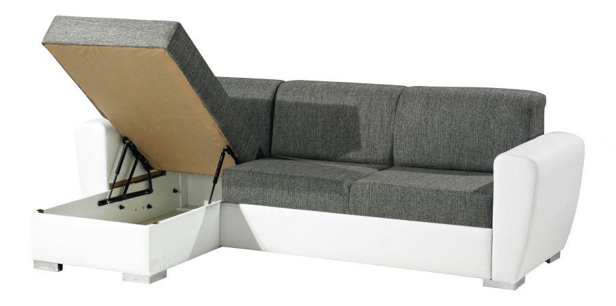 Maxiline Divani E Relax.Divano Ecopelle Con Penisola Idee Di Design Per La Casa