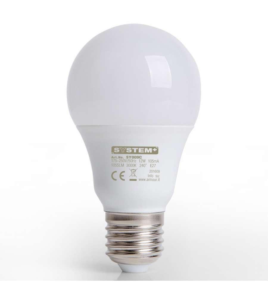 Offerta set 4 lampadine a led e27 6w luce calda for Lampadine al led luce calda