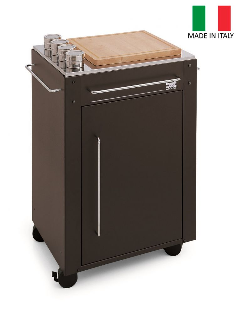 Mobiletto personal grill bst for Mobiletto giardino