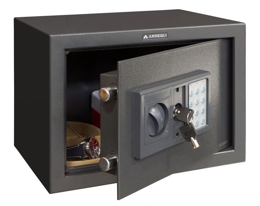 Cassaforte a mobile con chiave di emergenza cilindrica - Cassaforte a mobile casa ...