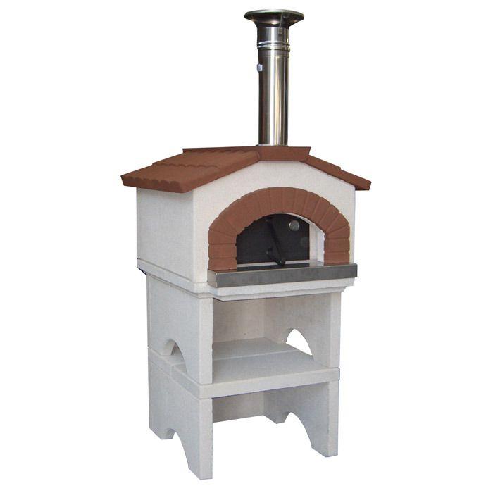 Forno a legna garden chef linea vz for Forno a legna portatile prezzi