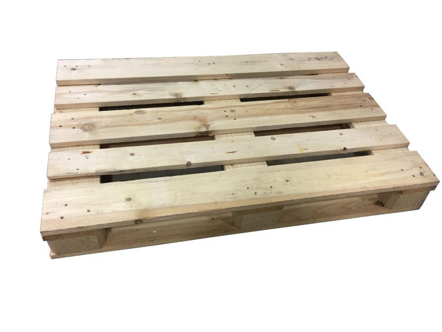 Pallet bancale in legno da 80 x 120 cm colore chiaro for Vendita pallet per arredamento