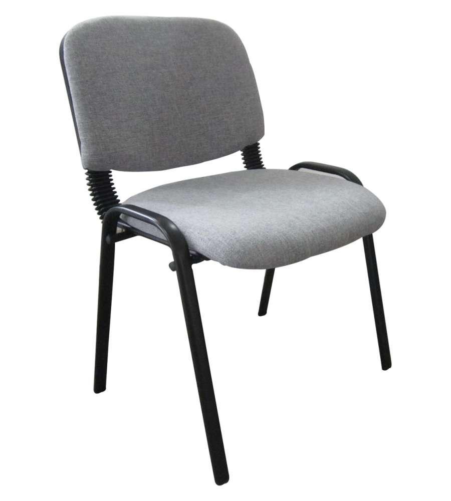Sedia da ufficio daisy grigia for Sedute da ufficio