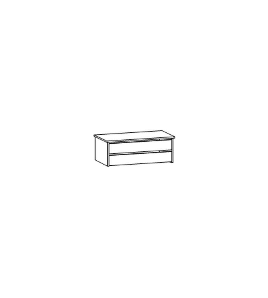 Cassettiera Interna Con 2 Cassetti Per Armadio
