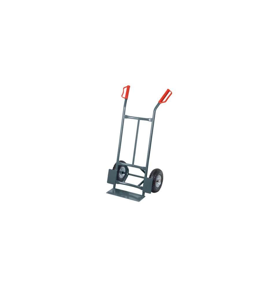 Carrello Con Ruote Gonfiabili Portata Massima 250 Kg Ribimex