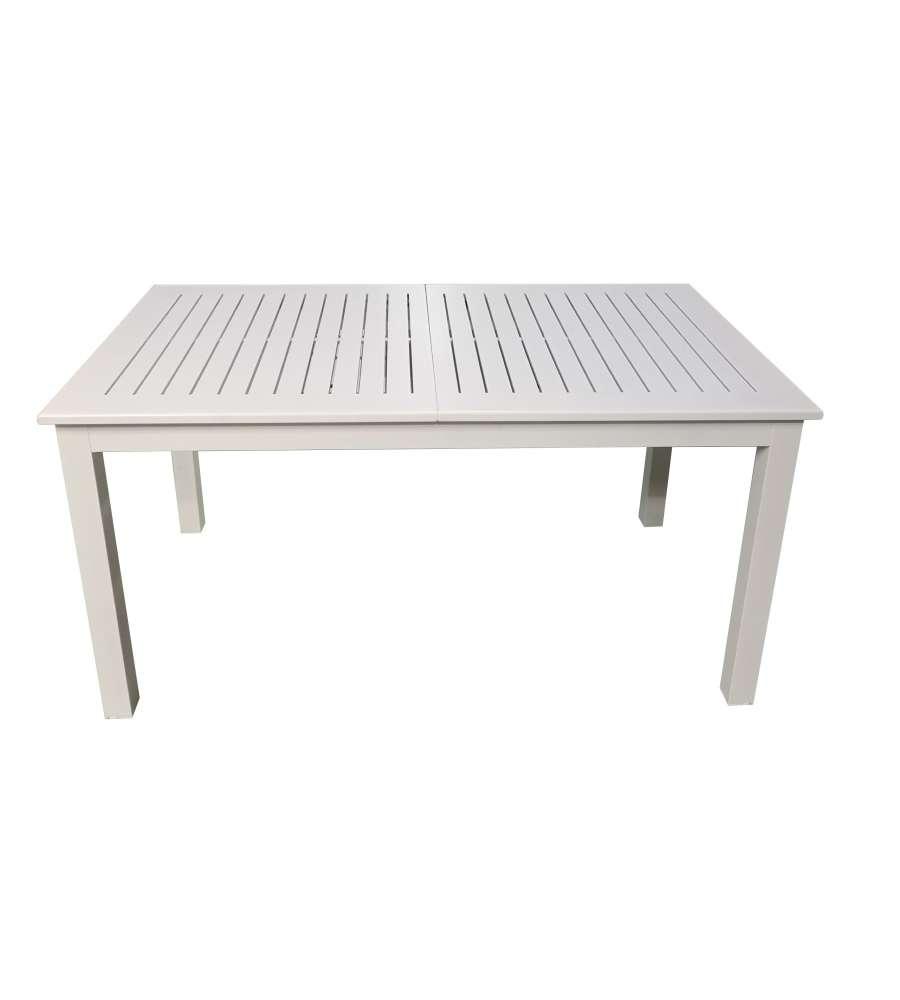 Eurobrico Tavoli Da Giardino.Tavolo In Alluminio Da Esterno Estenstibile Da 152 A 210 Cm