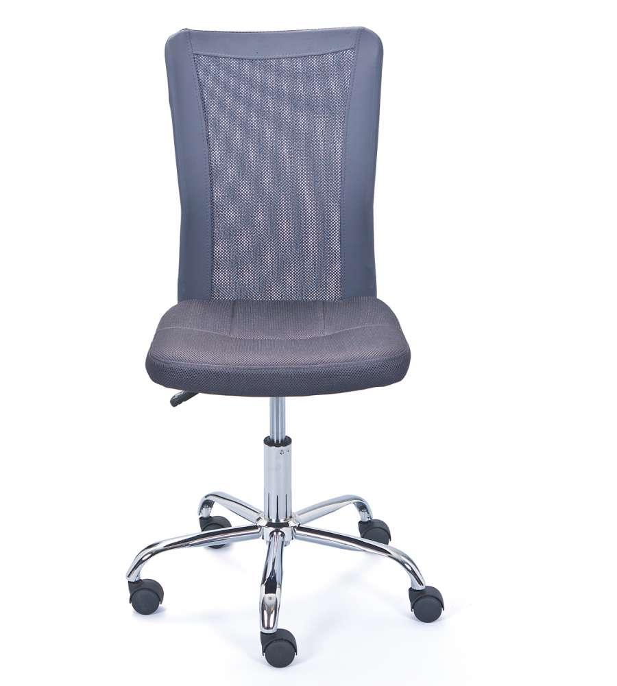 Sedia Ufficio Con Ruote Colore Grigio