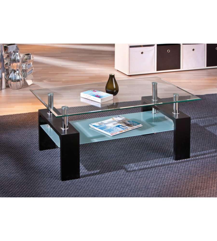Bianco Laccato Tavolino da Salotto in Stile Vintage Euro Tische TS-Ideen C15x/_VAR Colore