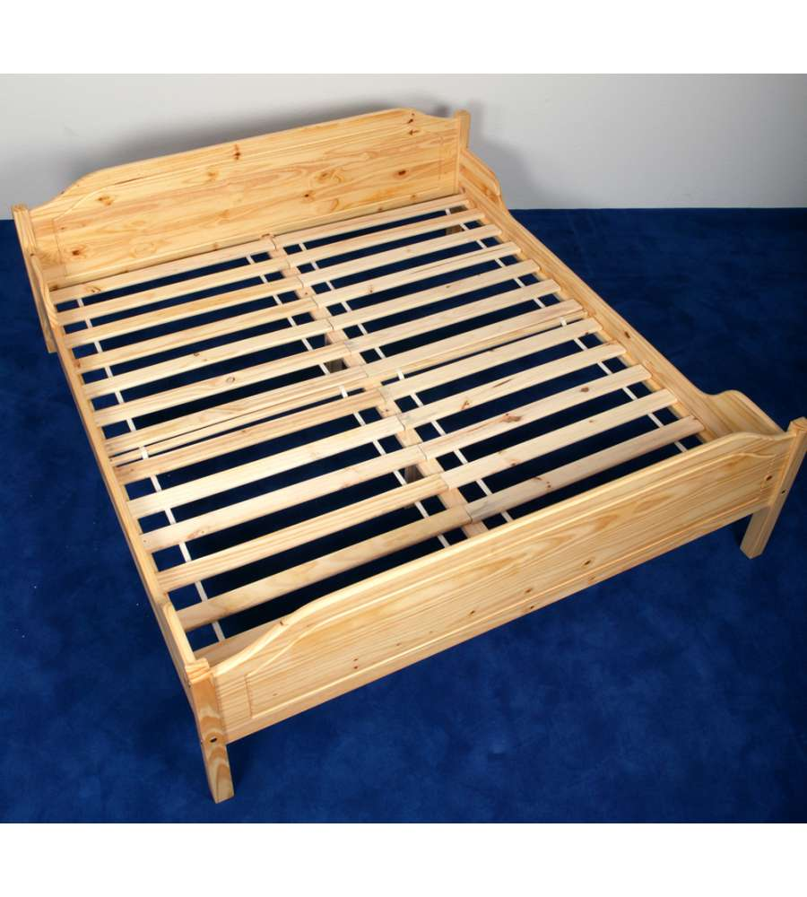 Doghe per letto 140x200 pino massello - Sostituire doghe letto ...
