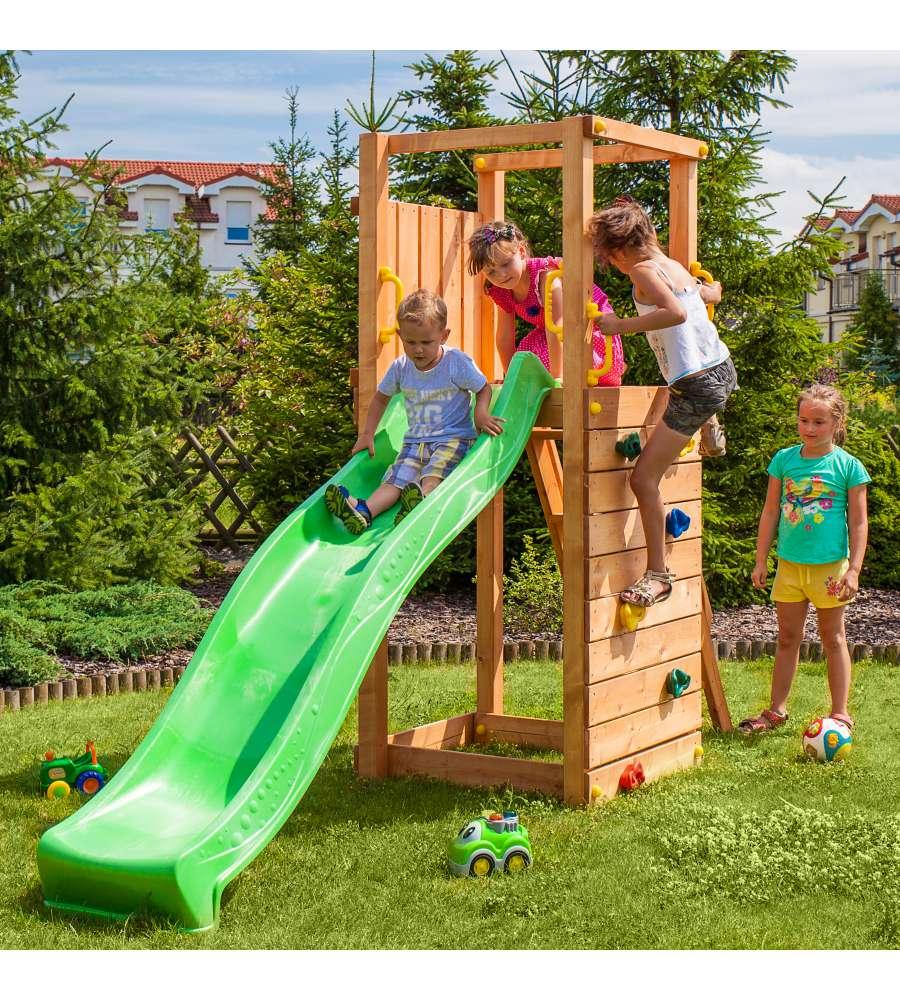 Alce gioco da esterno in legno per bambini tiptop - Giochi da esterno per bambini ...