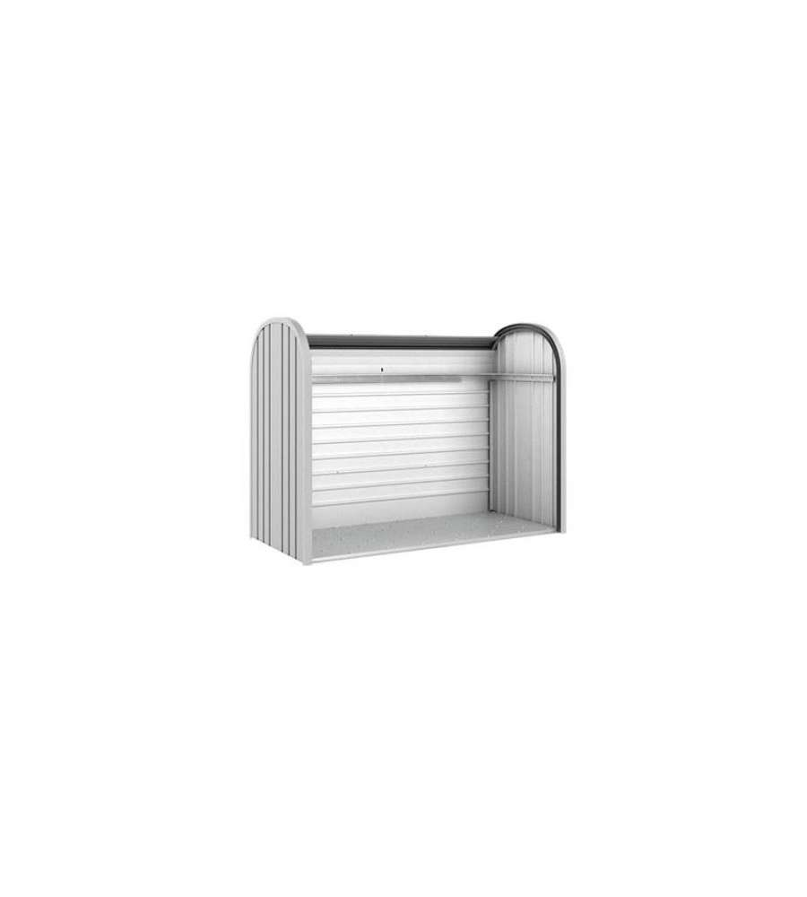 biohort storemax 190 argento metallizzato. Black Bedroom Furniture Sets. Home Design Ideas