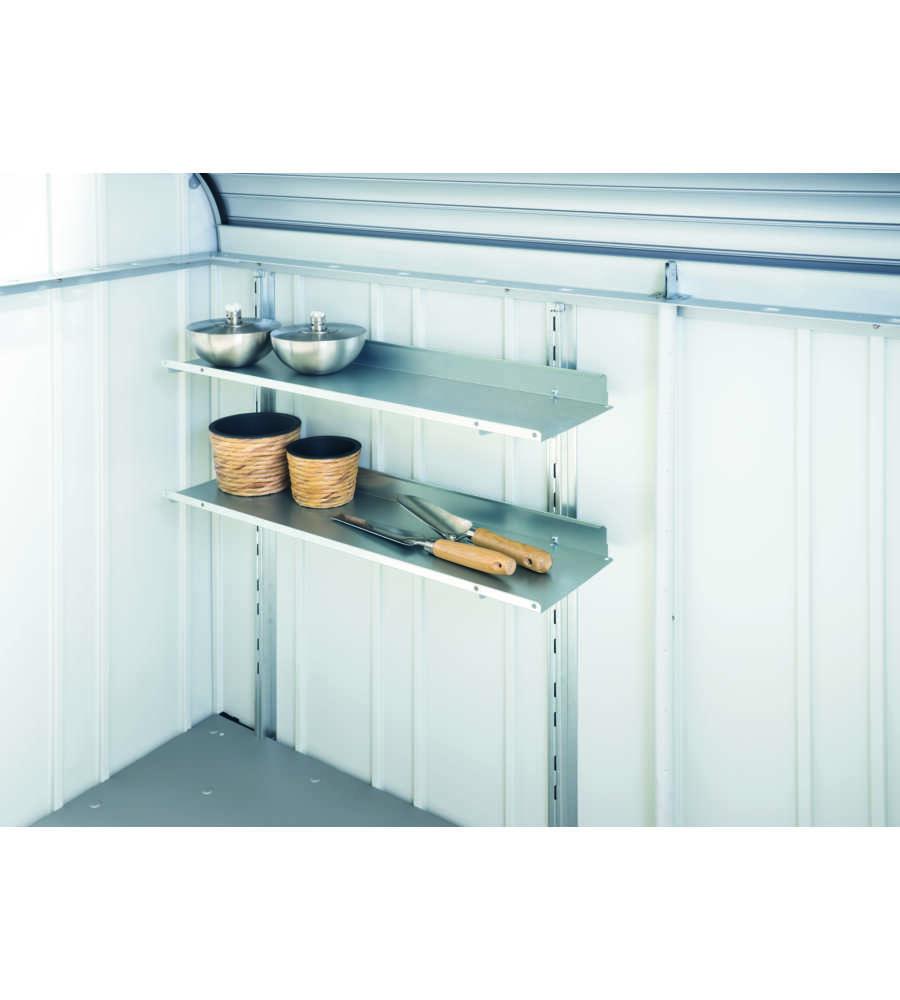 biohort set di scaffali per storemax 190 inclusi 2 ripiani. Black Bedroom Furniture Sets. Home Design Ideas