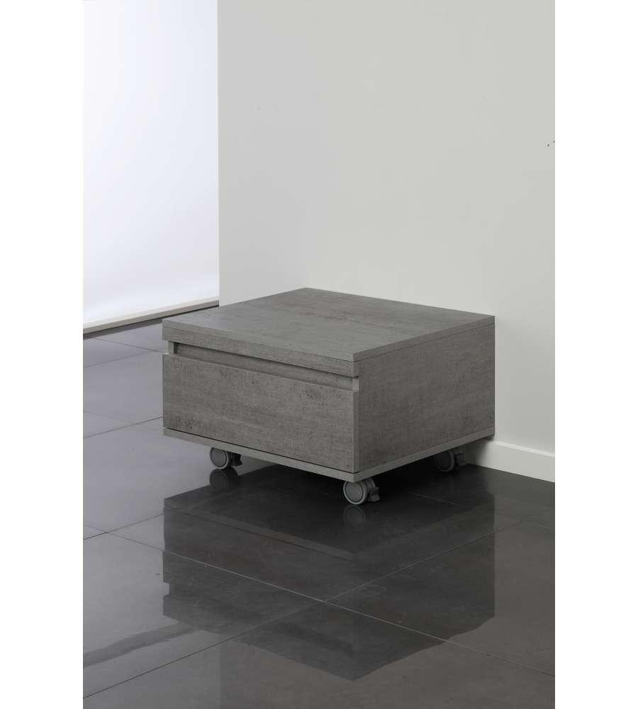 Cassettiera Con Ruote Per Bagno.Cassettiera Su Ruote Per Mobile Bagno Shelf Con 1 Cassetto